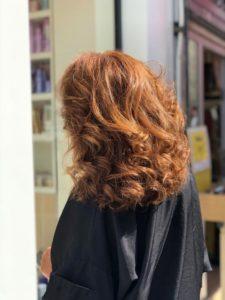 balayage-couleur de cheveux salon de coiffure paris 5