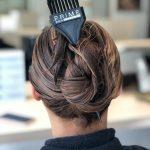 des professionnels du cheveux salon jeune coiffure Paris