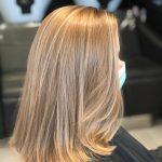 coupe de cheveux et couleurs jeune coiffure Paris