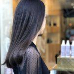 coiffure tendance brushing salon jeune coiffure Paris
